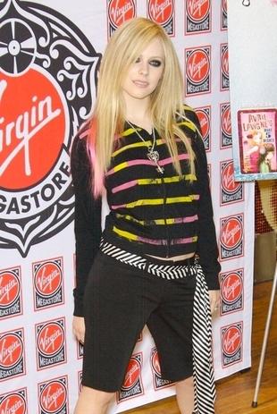 Avril będzie projektować