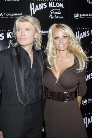 Pamela Anderson się zakochała