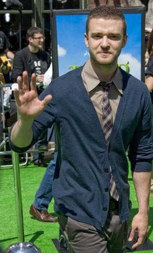 Timberlake jest pyskaty