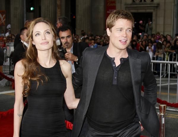 Angelina Jolie nigdy nie wyznała miłości