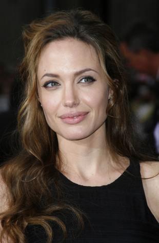 Poród rozbawił Angelinę Jolie