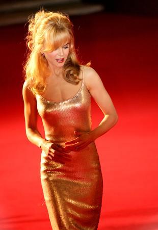 Idealna figura Nicole Kidman