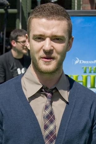 Justin Timberlake ma gazy