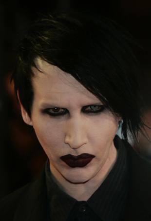 Marilyn Manson, malarz