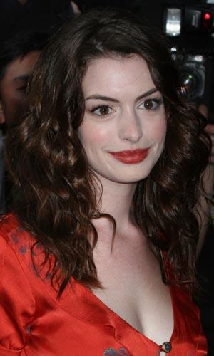 Anne Hathaway o anoreksji