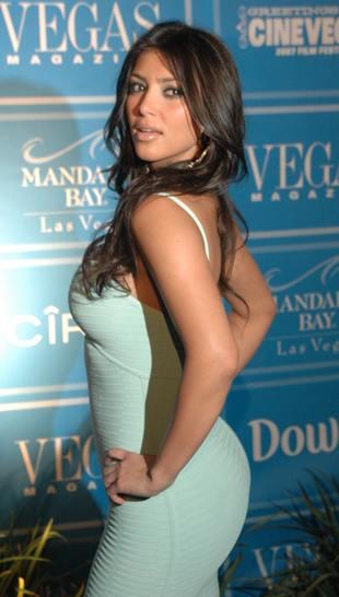 Kim Kardashian ma koszmary