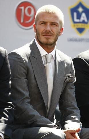 Beckham ma pecha