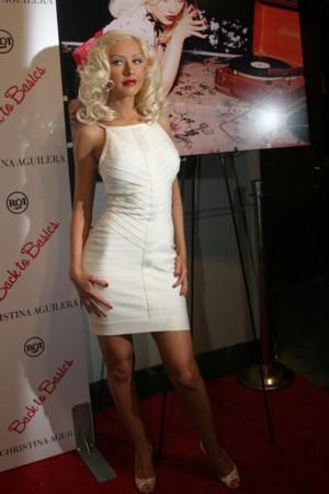 Christina Aguilera zdesperowana