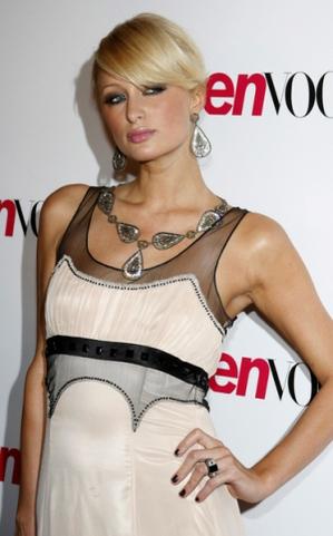 Paris Hilton artystycznie