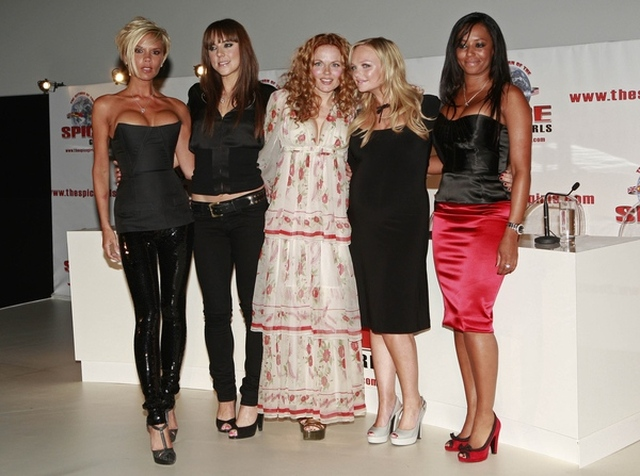 6 koncertów Spice Girls