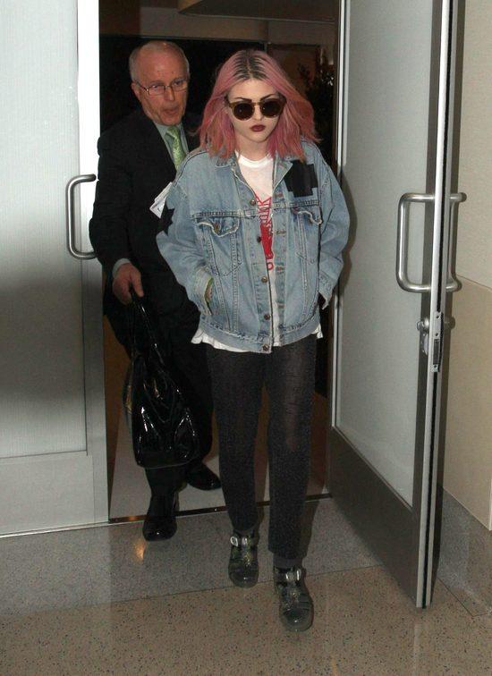 Mąż Frances Cobain wygląda jak... jej ojciec?