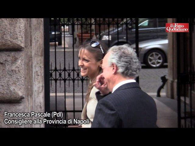 Silvio Berlusconi zaręczył się z 27-letnią Francescą Pascale