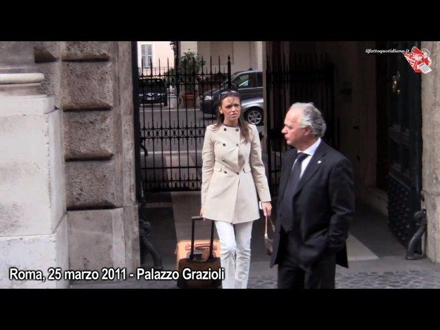 Silvio Berlusconi zar�czy� si� z 27-letni� Francesc� Pascale