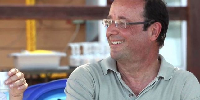 Prezydent Francji, Francois Hollande, ma romans z aktorką?