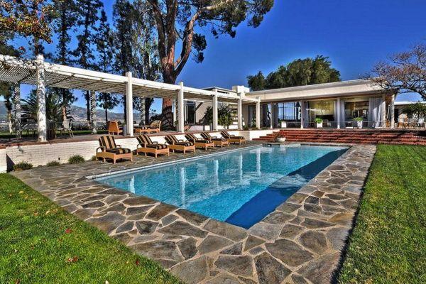 W tym domu romansowali Marilyn Monroe i Jacck Kennedy
