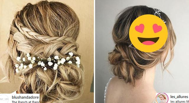 Oto NAJMODNIEJSZA fryzura ślubna tego sezonu (ZDJĘCIA)