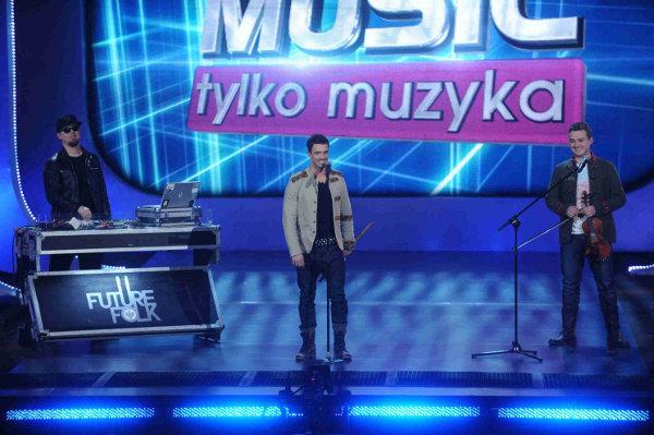 Stanis�aw Karpiel Bu�ecka w Tylko muzyka (VIDEO)