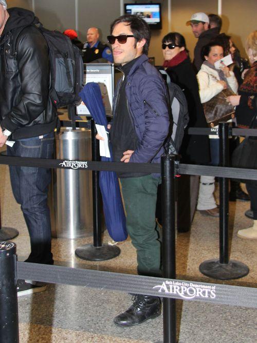 Gaela Garci� Bernala bawi s�awa w USA (FOTO)