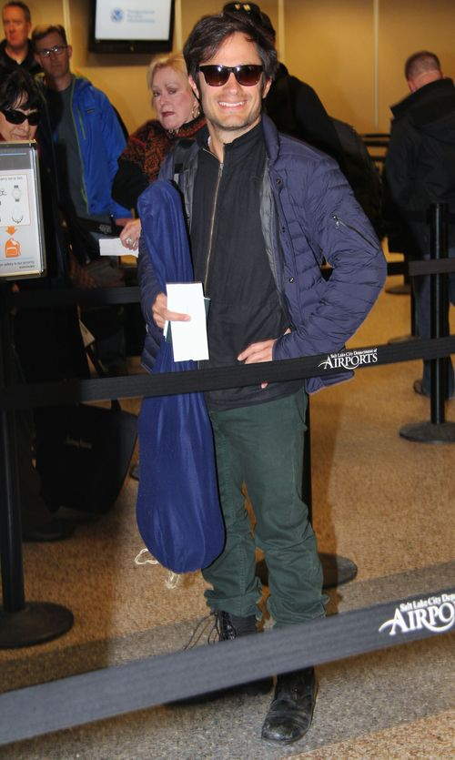 Gaela Garcię Bernala bawi sława w USA (FOTO)