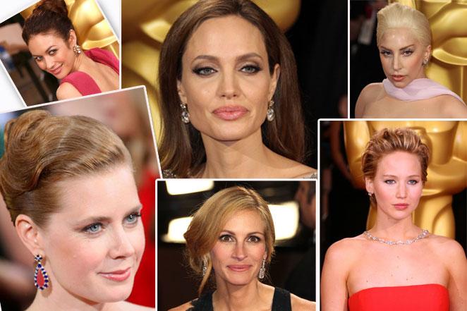 Oscary 2014 - zwyci�zcy i zdj�cia z czerwonego dywanu