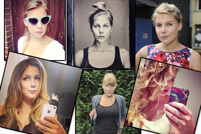 Marta Wierzbicka cieszy się nową fryzurą (FOTO)