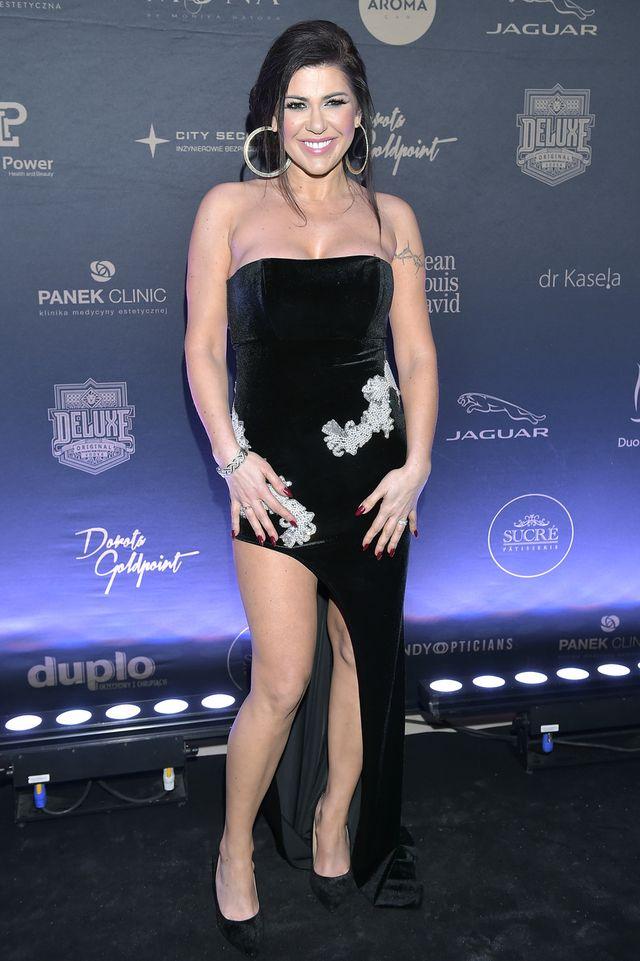 Modelki, dziennikarki i aktorki na gali Fashion TV (ZDJĘCIA)