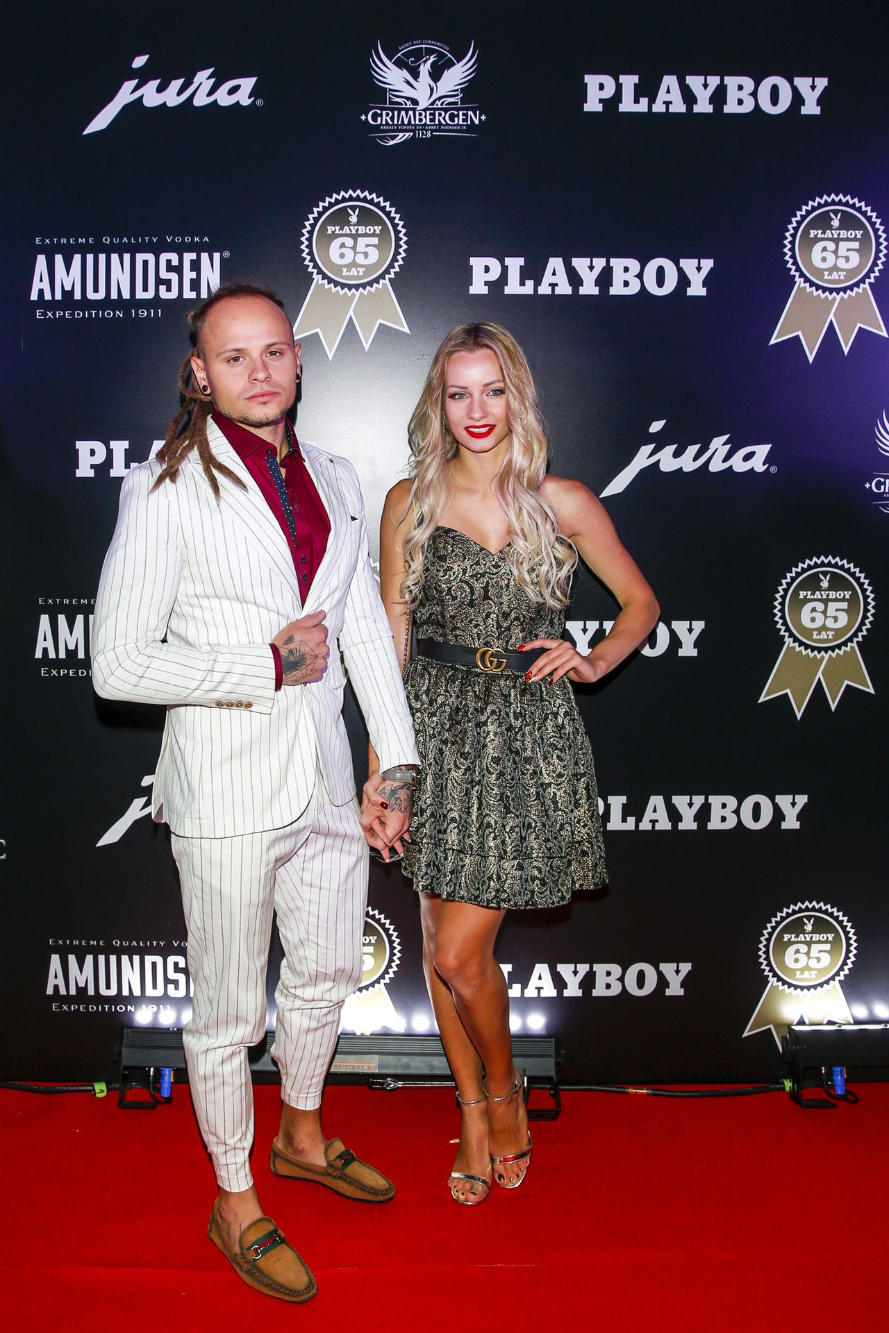 Gwiazdy na gali Samochód Roku Playboya (ZDJĘCIA)