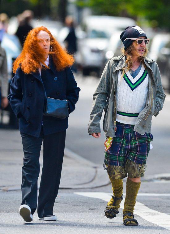 Tak wygląda dyktator mody