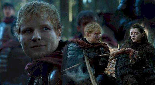 Gra o Tron 7: Występ Eda Sheerana PODZIELIŁ internautów! (VIDEO)