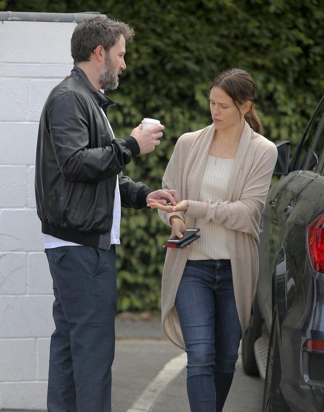 Jennifer Garner i Ben Affleck wciąż coś do siebie czują?