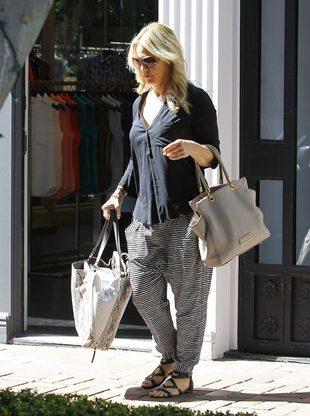 Jennie Garth, dawna piękność, trochę się zaniedbała (FOTO)