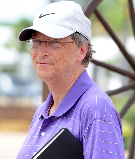 Bill Gates zapłaci 100 tys. dolarów za prezerwatywę
