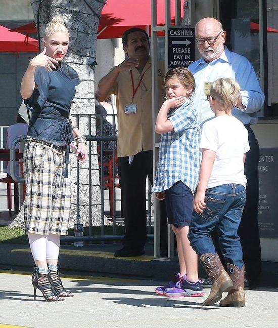 To z nią Gavin Rossdale ZDRADZAŁ Gwen Stefani przez 3 lata