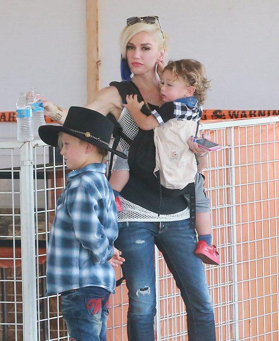 To z ni� Gavin Rossdale ZDRADZA� Gwen Stefani przez 3 lata