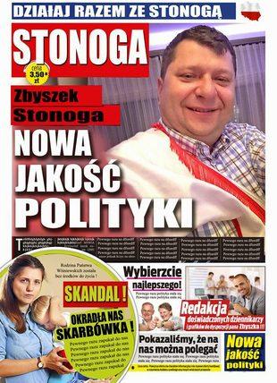 Zbigniew Stonoga: Ja nie jestem oszustem, złodziejem FB