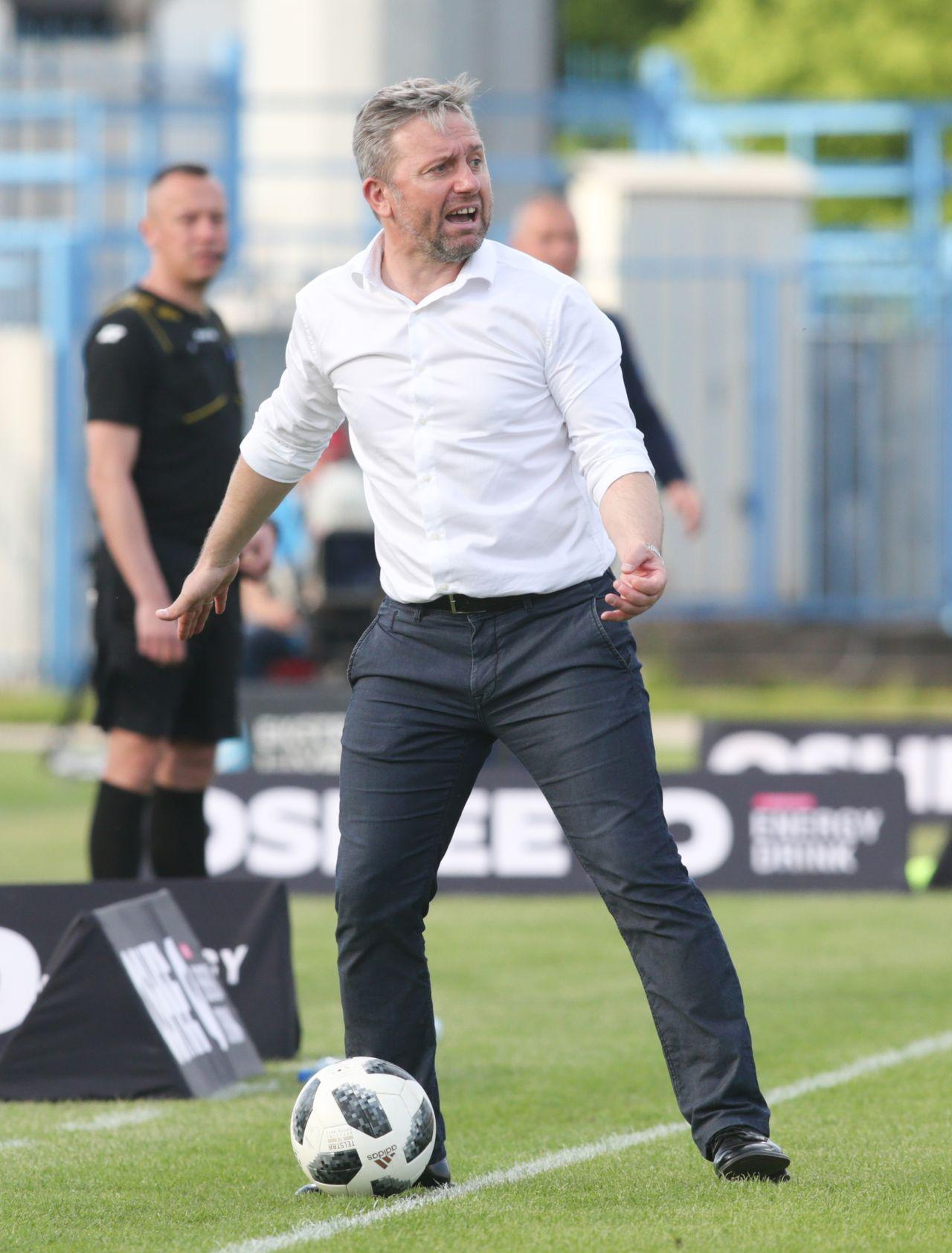 Nowy trener kadry narodowej będzie KRZYCZAŁ na piłkarzy?