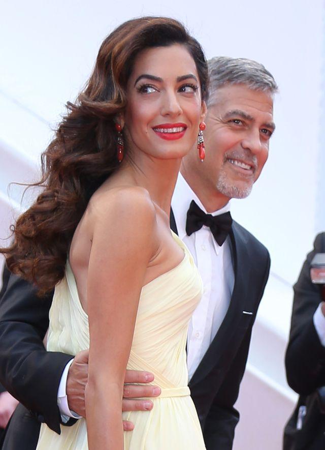 George Clooney ciągle pod wrażeniem wdzięków swojej żony