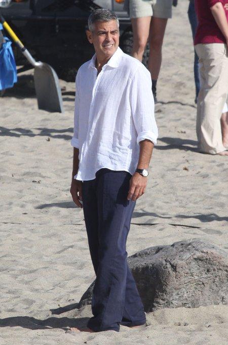 Stacy Keibler będzie żoną George'a Clooney'a?