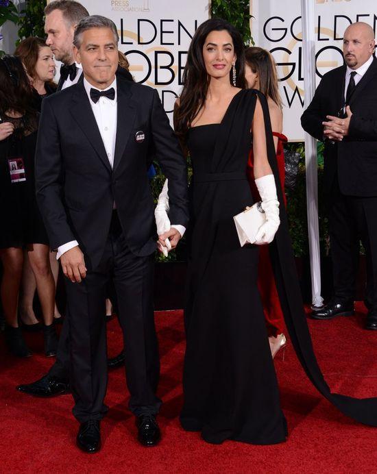 Media trąbią o garniturze Georga Clooneya! (FOTO)
