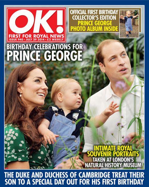 William zabawnie wytłumaczył nieobecność George'a na Malcie
