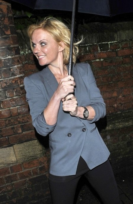 Geri Halliwell zmizerniała (FOTO)