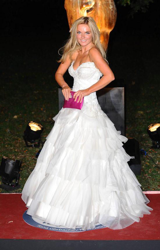 Geri Halliwell wyszła za mąż! (Twitter)