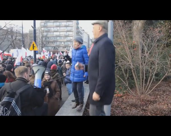 Roman Giertych został gwiazdą internetu [VIDEO]