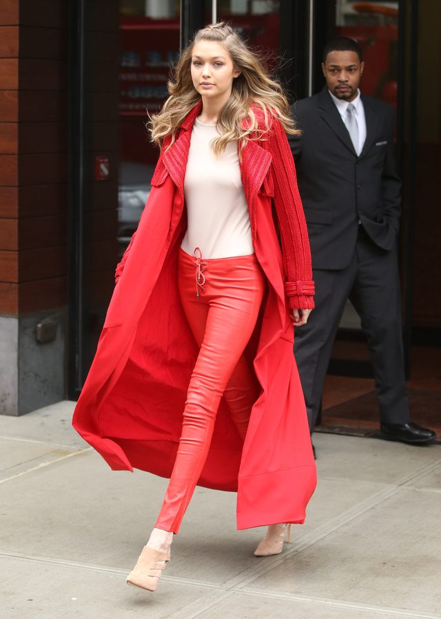 Kendall Jenner i Gigi Hadid zamieniły się kolorami włosów