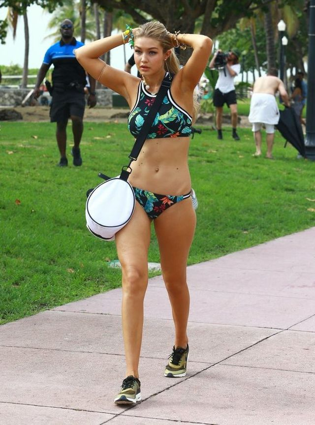 Gigi Hadid o tym, jak schudła: Byłam GRUBSZA, bo byłam CHORA