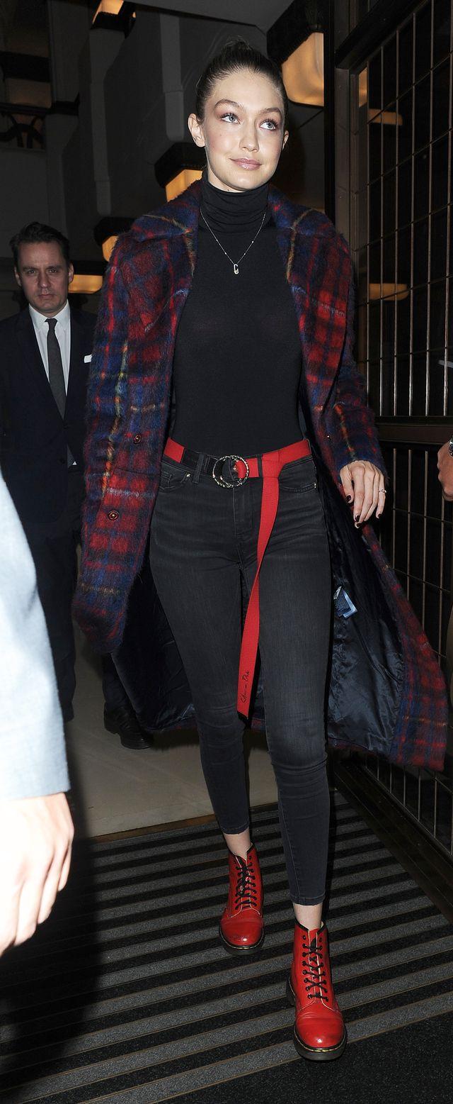 Co robi Gigi Hadid, aby być bliżej swojego chłopaka?