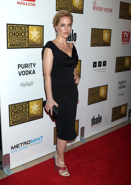 Gillian Anderson i David Duchovny razem?