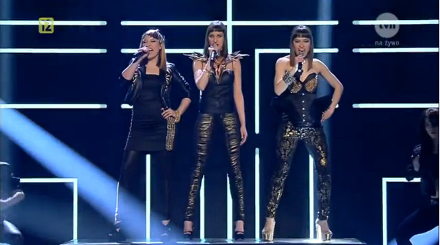 Zespół The Voices odpadł z X Factor