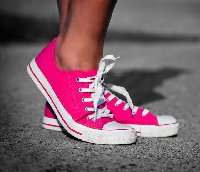 Buty sportowe tylko dla aktywnych?