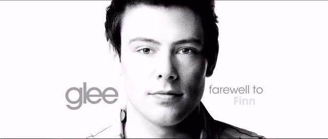 Bohaterowie Glee żegnają Finna Hudsona (VIDEO)